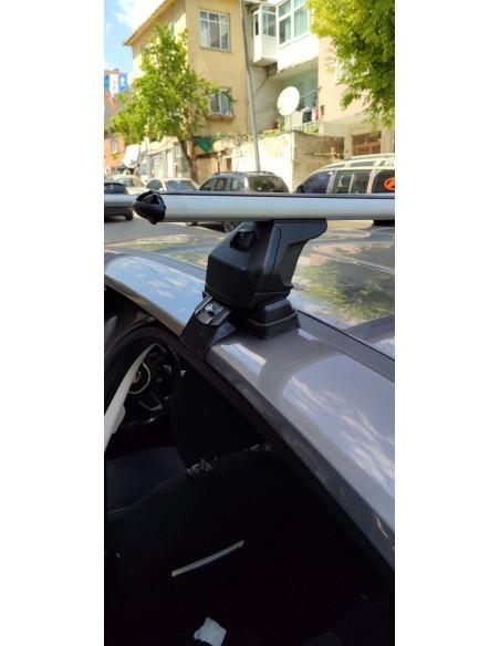 Chrysler 300C (04-14) Ara Atkısı Oluksuz Tavan Taşıma Sistemleri