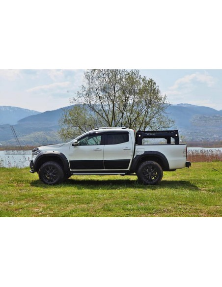 Ford Ranger Active Cargo System LOAD BED RACK KIT