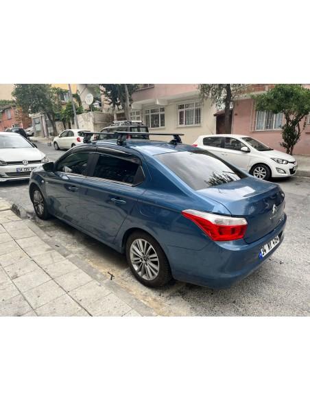 Hyundaı Sonata 4 (98-01) Ara Atkısı Oluksuz Tavan Taşıma Sistemleri